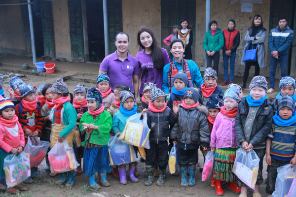 V.E.O là tổ chức phi lợi nhuận tại Việt Nam