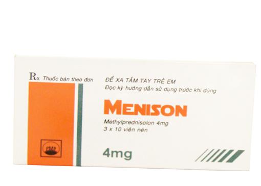 Thuốc không dành cho những bệnh nhân bị mẫn cảm với các thành phần của thuốc