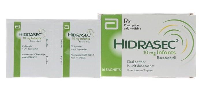 Hidrasec là thuốc có hoạt chất chính là Racecadotril có tác dụng điều trị tiêu chảy cấp