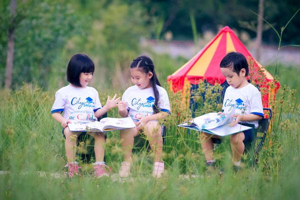 4 nhóm quyền trẻ em