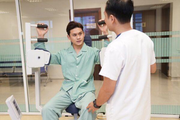 cử nhân Kỹ thuật Phục hồi chức năng